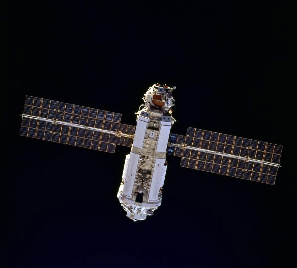 International Space Station Turns 15 | David Reneke ...