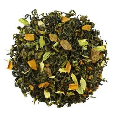 kashmiri kahwa green tea