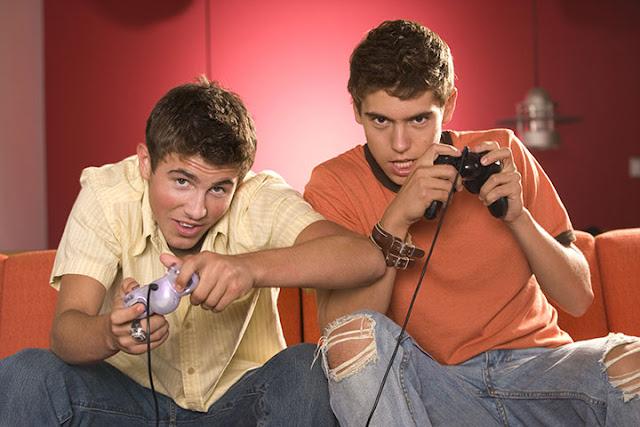 Положительное влияние видео игр на подростков
