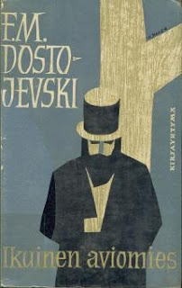 F. M. Dostojevski - Ikuinen aviomies -kirjan kansi