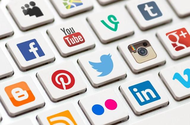 الاتصالات الإبداعية,التسويق عبر وسائل الاعلام الاجتماعي,وسائل التواصل الاجتماعي