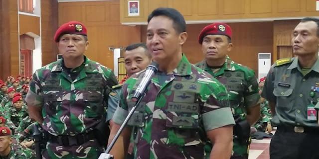 Penuhi Sejumlah Kriteria Khusus, Andika Perkasa Lebih Berpeluang Jadi Panglima TNI