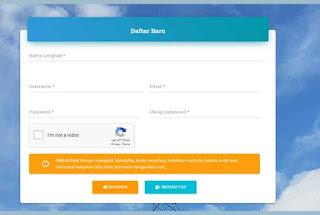 Form Register SDPPI