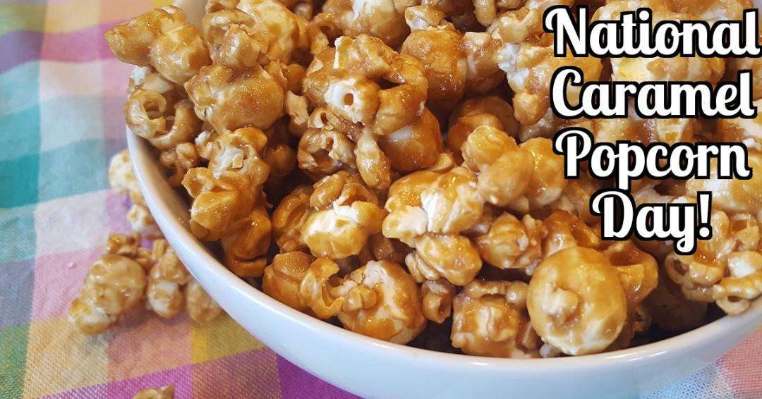 National Popcorn Day Wishes For Facebook