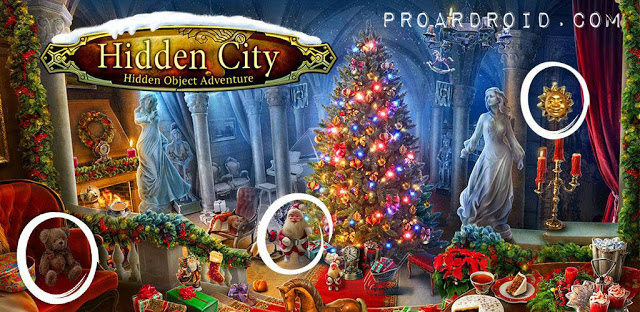 Hidden City®: Hidden Object Adventure النسخة المهكرة