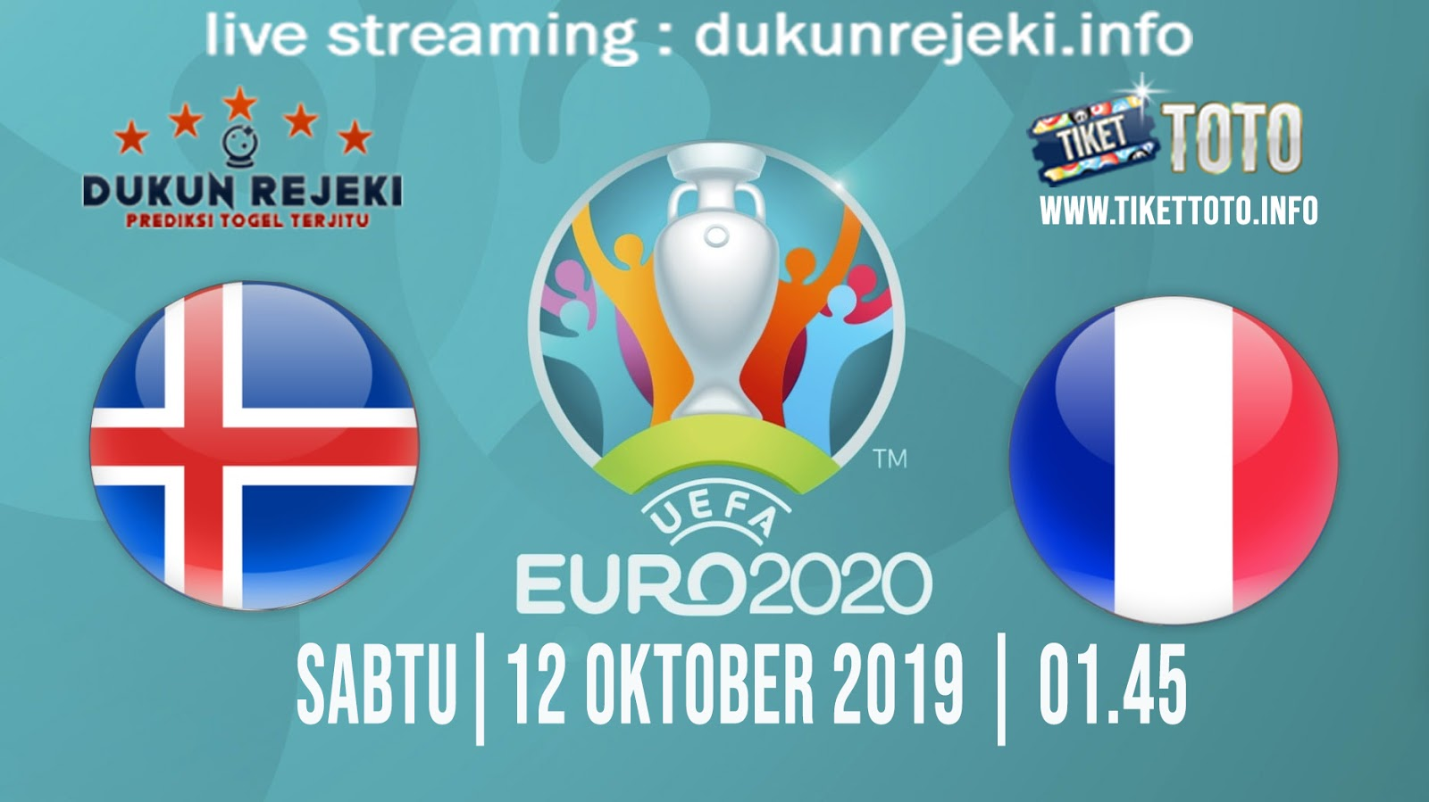Prediksi EURO Qualification Iceland Vs France 12 Oktober 2019