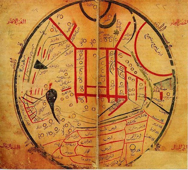 """""""كردستان"""" في خرائط الشرق الأوسط بين اعوام ( 1432- 1925م)"""