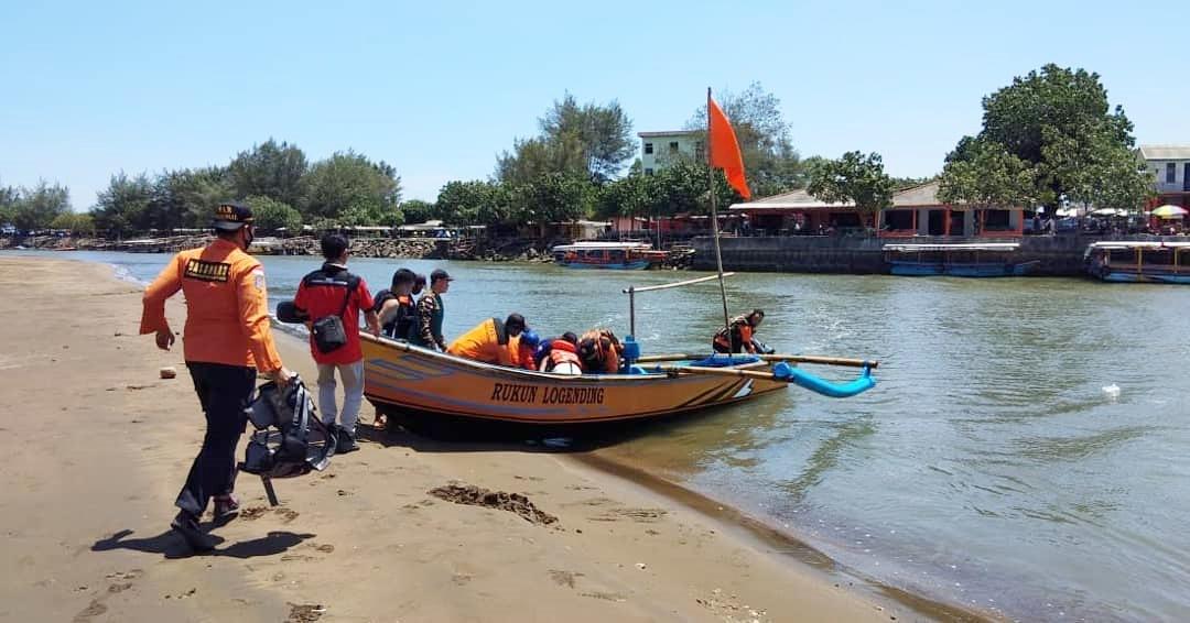 Mahasiswi Hilang Belum Ditemukan, Pantai Logending Kembali Menelan Korban