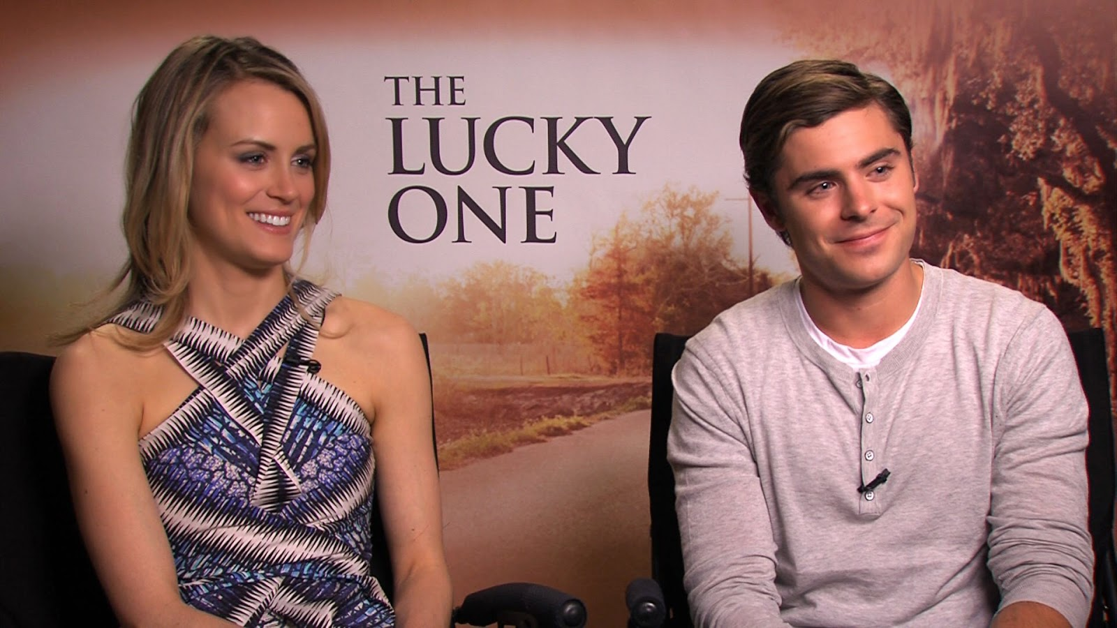 The lucky one movie age difference in dating