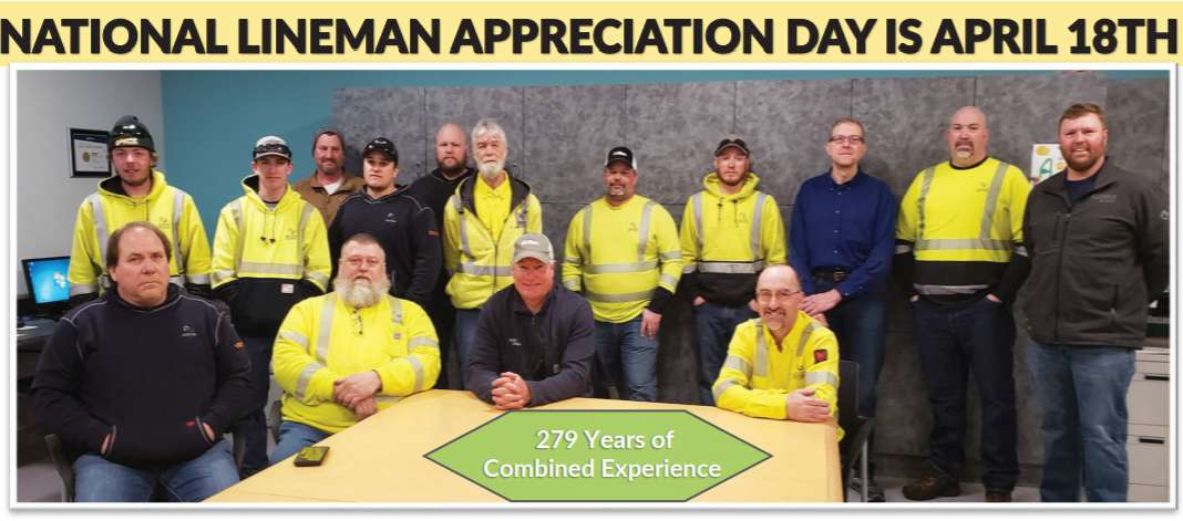 National Lineman Appreciation Day Wishes Images
