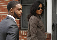 Shots Fired Season 1 Stephan James and Sanaa Lathan Picture (9)