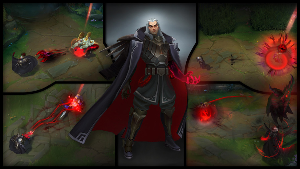 Surrender At 20 123 Pbe Update Swain Update New Icons And More