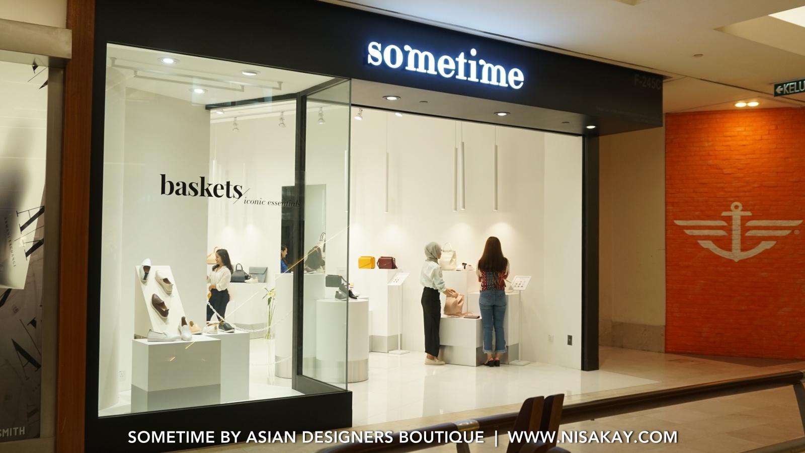 Kunjungi Butik Sometime By Asian Designers Di The Gardens Mall Nisa Kay