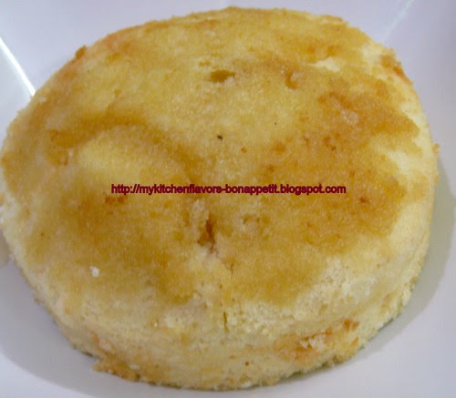Lemon Cake Without Eggs And Milk