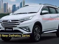Harga dan Spesifikasi All New Daihatsu Terios Terbaru