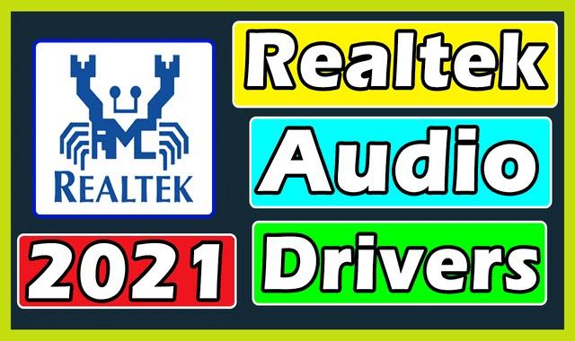 Download Realtek High Definition Audio Driver for Windows