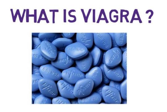 Apa itu Viagra?
