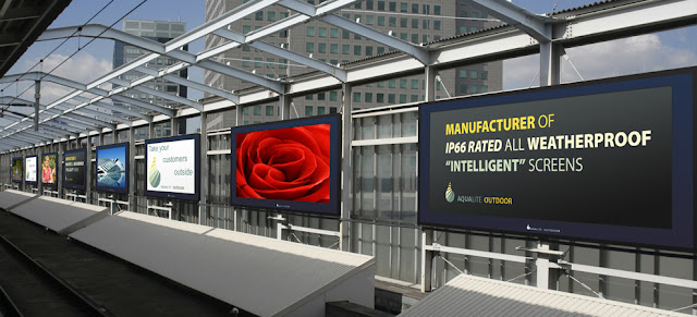 Big Screen TV Displays, Billboards & Monitors