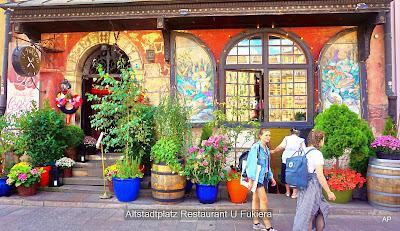 Altstadtplatz Restaurant U Fukiera