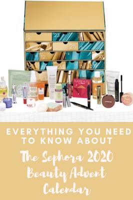 Sephora Favourites Advent Calendar 2020