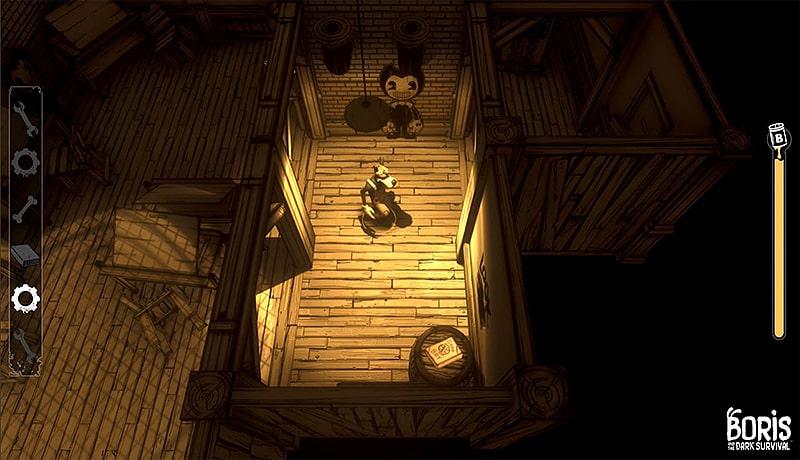 تحميل لعبة Boris and the Dark Survival الأكثر من رائعة للاندرويد