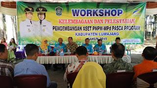 Asisten Perekonomian Tekankan Pengelola Dana PNPM-MPD Harus Tertib