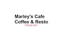 Lowongan Kerja Marley's Cafe Coffee & Resto Terbaru