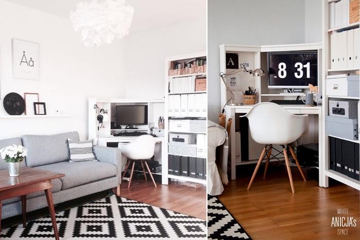 Anicja - domowe biuro