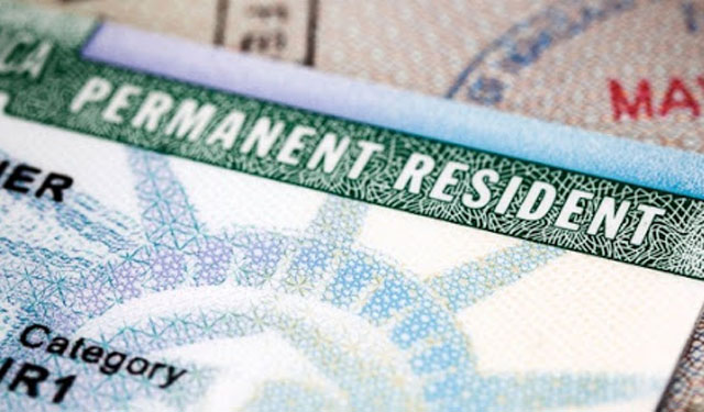 Nhận làm lại thẻ xanh Mỹ bị mất, quá hạn xuất cảnh 12 tháng