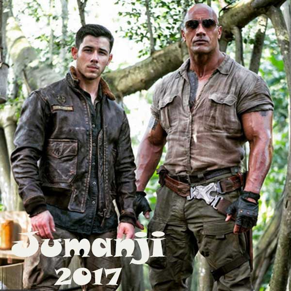 Jumanji, Jumanji Movie, Jumanji Sinopsis, Jumanji Review, Jumanji Trailer, Download Poster Film Jumanji 2017