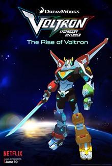 Voltron O Defensor Lendário - Todas as Temporadas - HD 720p