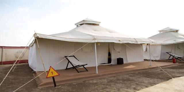 Rann Utsav Tent Check Out & Rann Utsav Tent Bookings - Travel Destination Gujarat