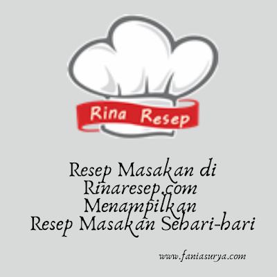 resep masakan di rinaresep.com