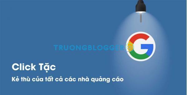 Hướng dẫn chặn Click tặc bảo vệ tài khoản Google Adsense cho Blogspot
