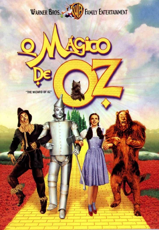 O Mágico de Oz Torrent - Blu-ray Rip 720p e 1080p Dual Áudio (1939)