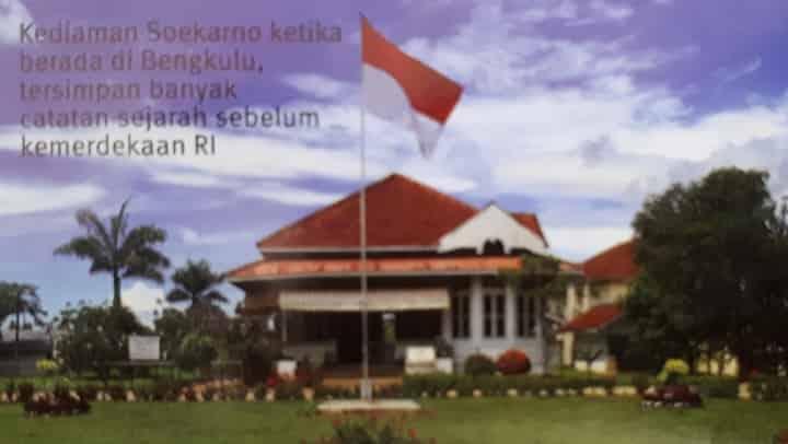 Wisata Sejarah Bengkulu-Bumi Rafflesia