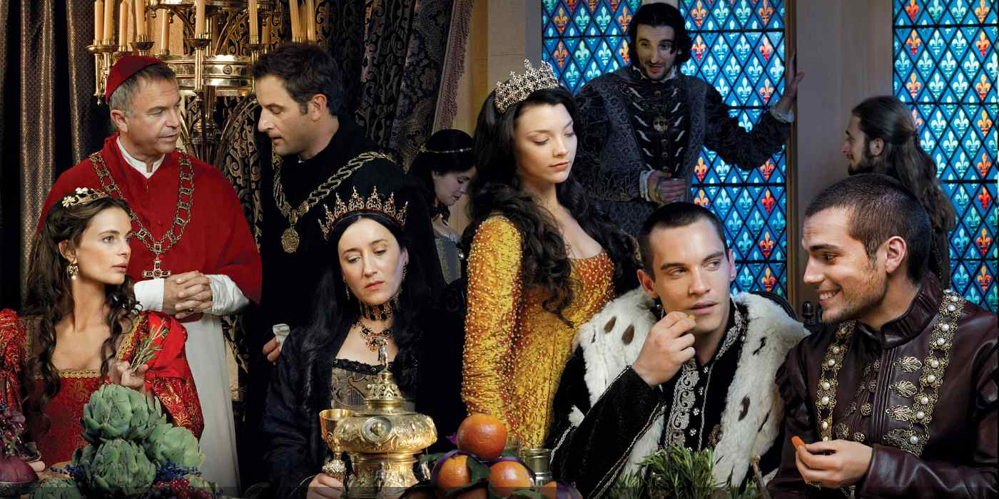 Actores de la primera temporada de 'The Tudors'