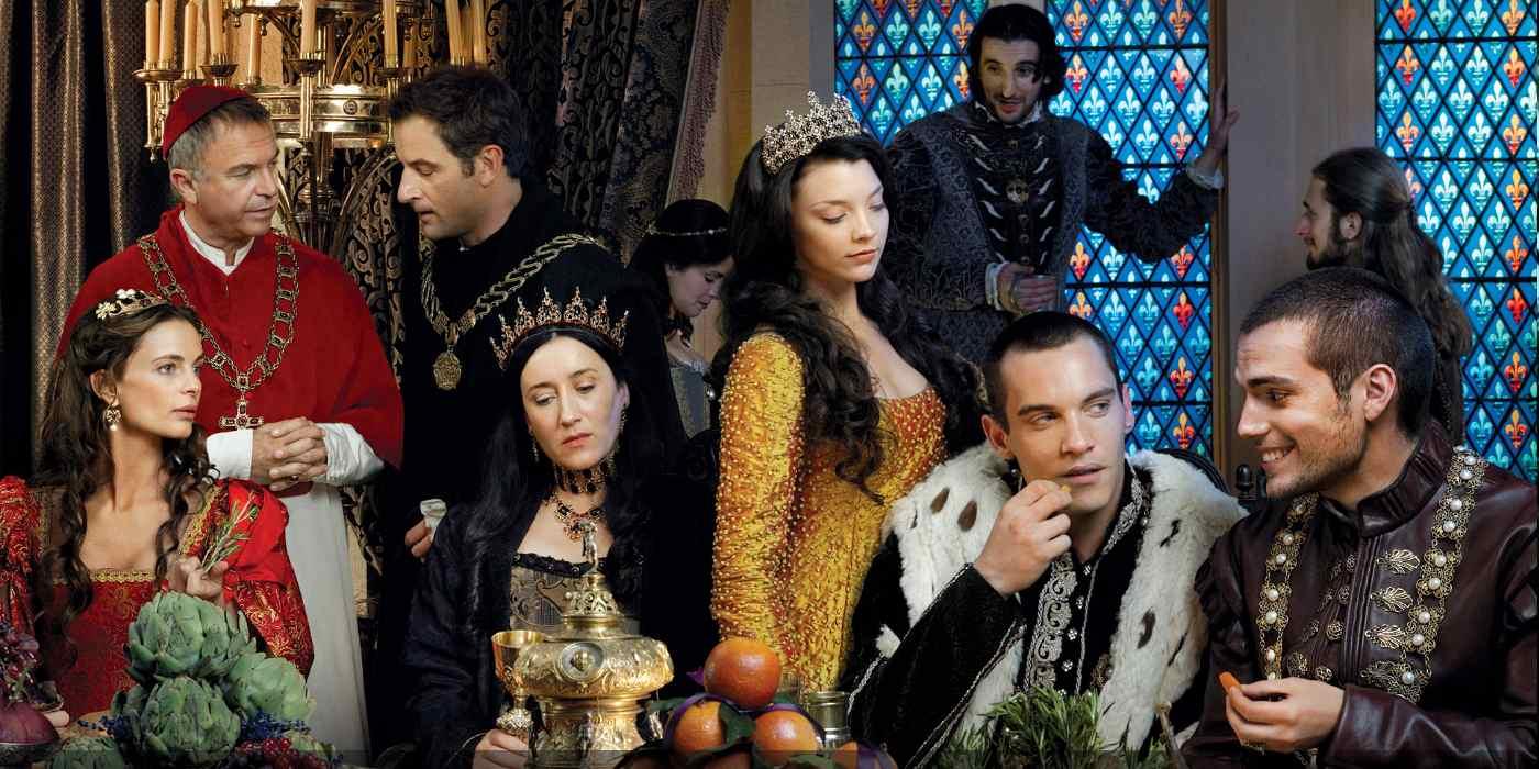 Actores de la primera temporada de 'The Tudors'
