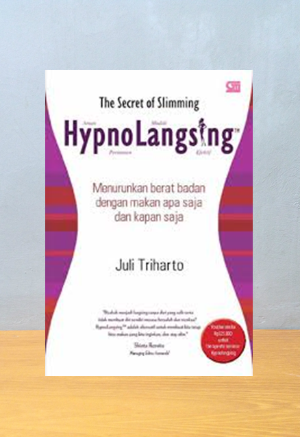 The Secret of Slimming HypnoLangsing, Juli Triharto