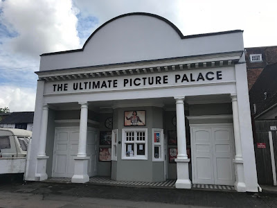 The Ultimate Picture Palace, Jeune Street, just off the Cowley Road, Oxford