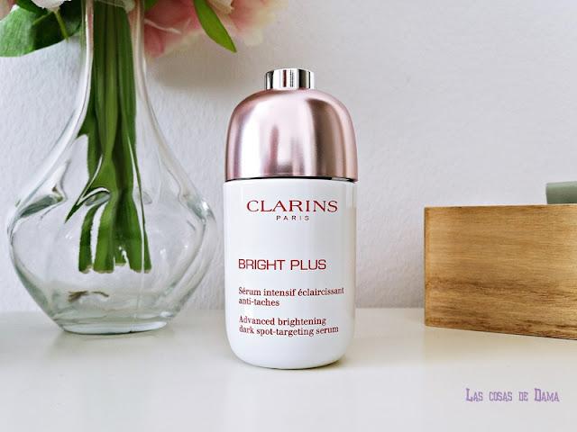 Bright Plus Serum Clarins skincare beauty cosmética belleza cuidado facial