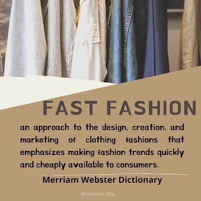 definisi fast fashion