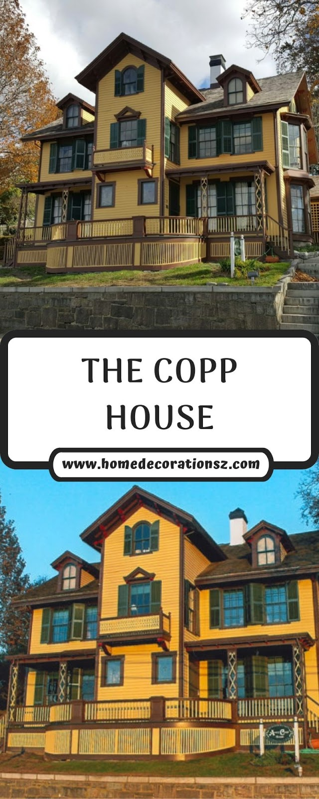 THE COPP HOUSE