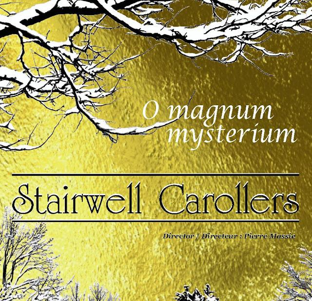 O Magnum Mysterium Christmas carol CD