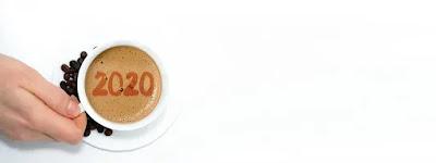 Happy New 2020 Coffee Images