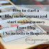 How to start a blog on Instagram and start making money from blog