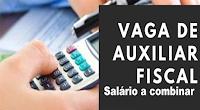 Auxiliar Fiscal