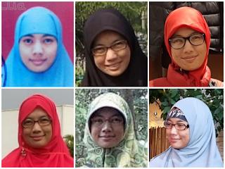 Jilbab untuk pipi tembem