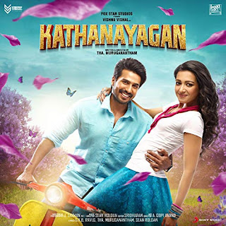 Kathanayagan 2017 Hindi Dubbed 720p WEBRip