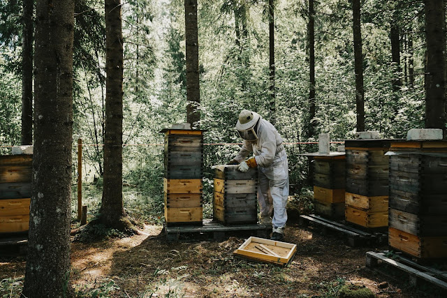Melissokosmos και μελισσοκόμοι